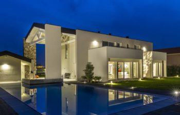 Designhaus, Exklusivhaus, Individuelles Fachwerk-Fertighaus