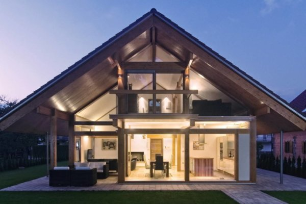 Kager haus erfahrungen f r modernes haus mit flachdach online checken - Moderne architektenhauser ...