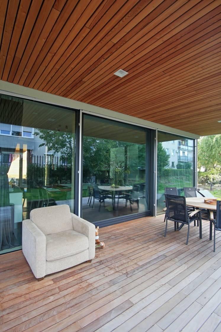 modern fachwerk modernes haus bauen lassen fertighaus glas
