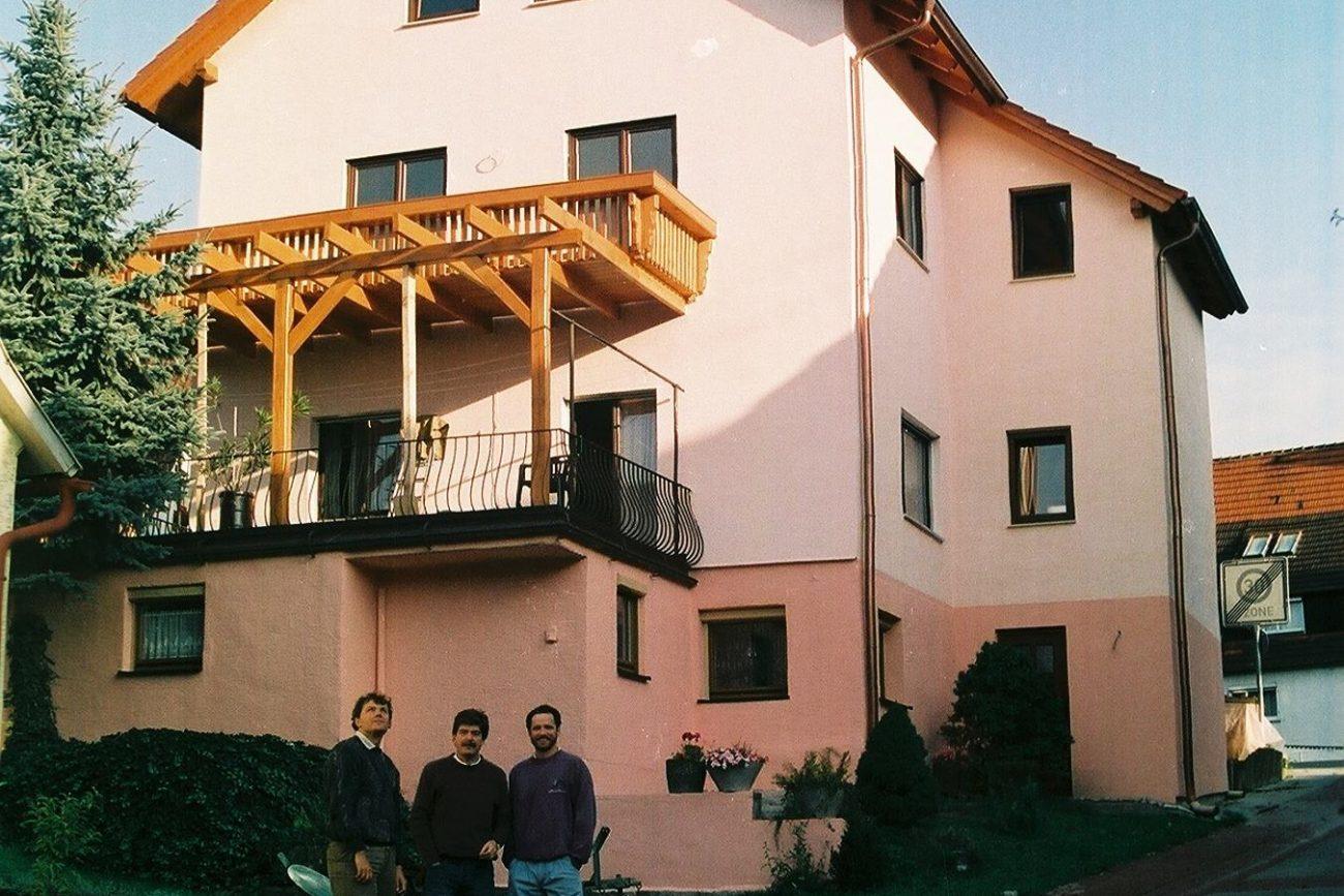 Aufstockung - Backnang - 1993_07