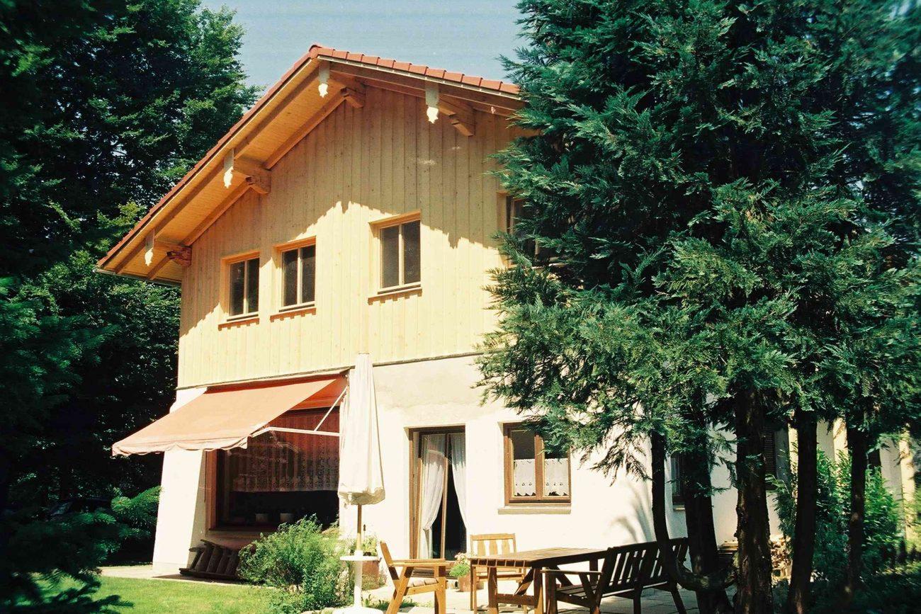 Aufstockung - Holzkirchen - 1994_01