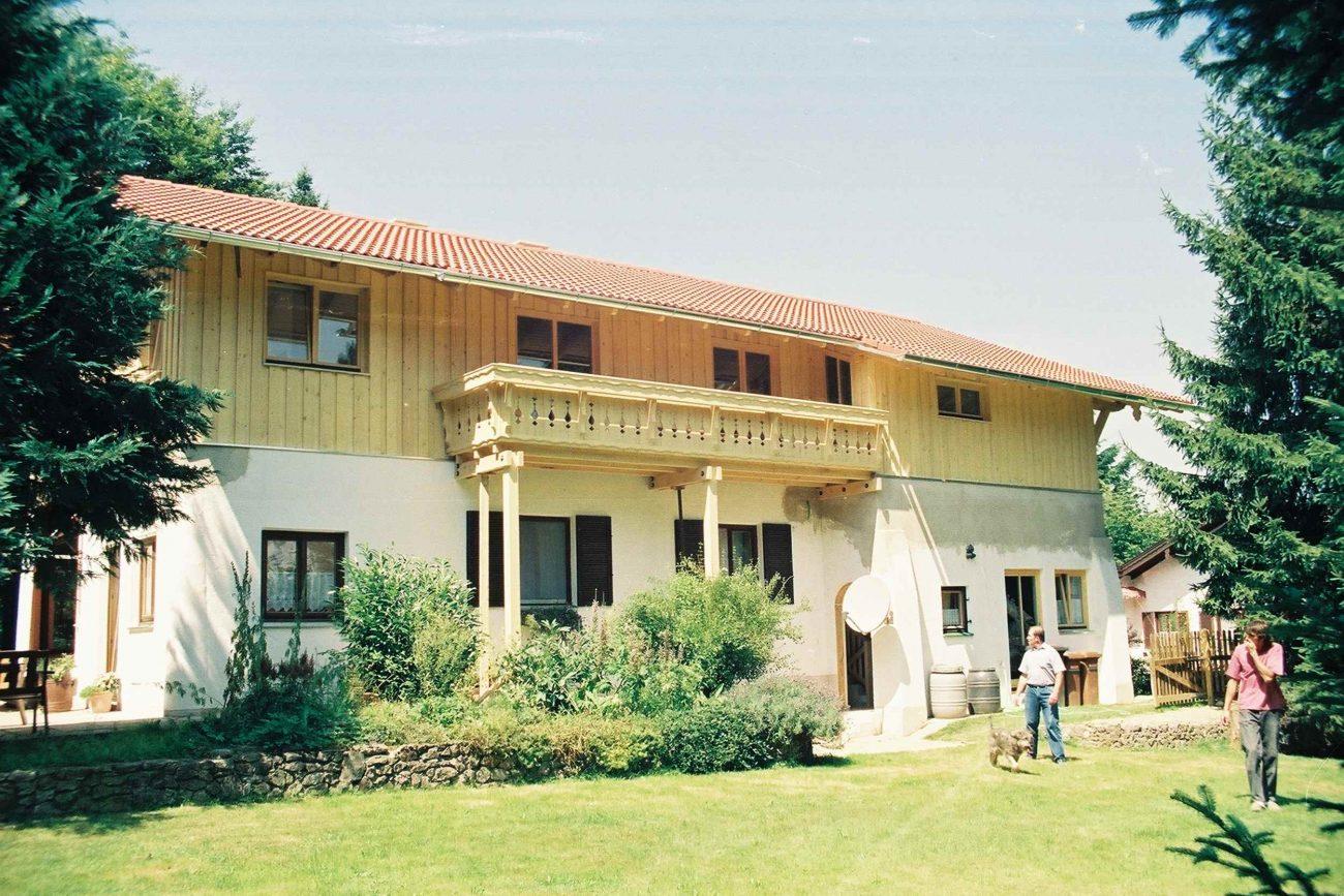Aufstockung - Holzkirchen - 1994_02