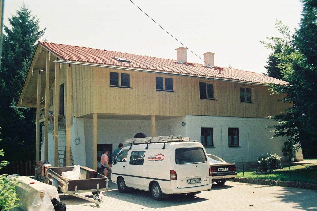 Aufstockung - Holzkirchen - 1994_03