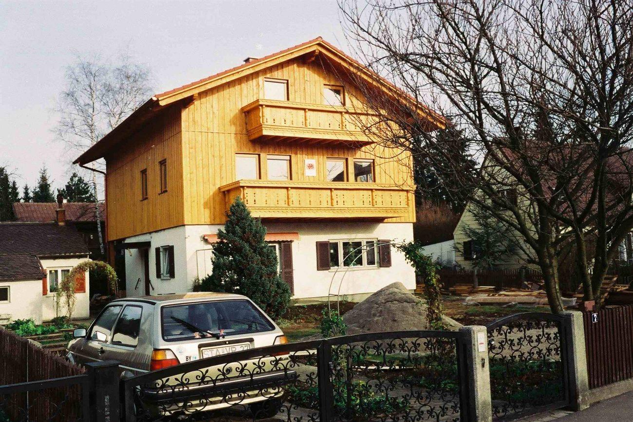 Aufstockung - Kreilinig - 1993_03