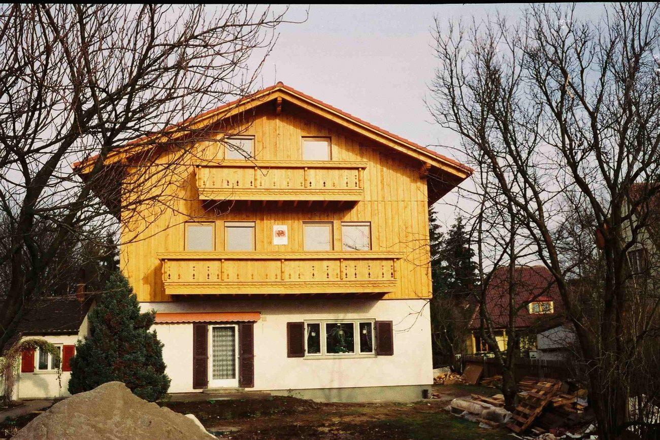 Aufstockung - Kreilinig - 1993_06