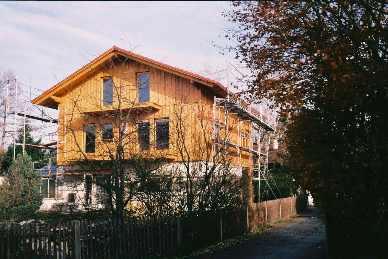 Aufstockung - Kreilinig - 1993_07