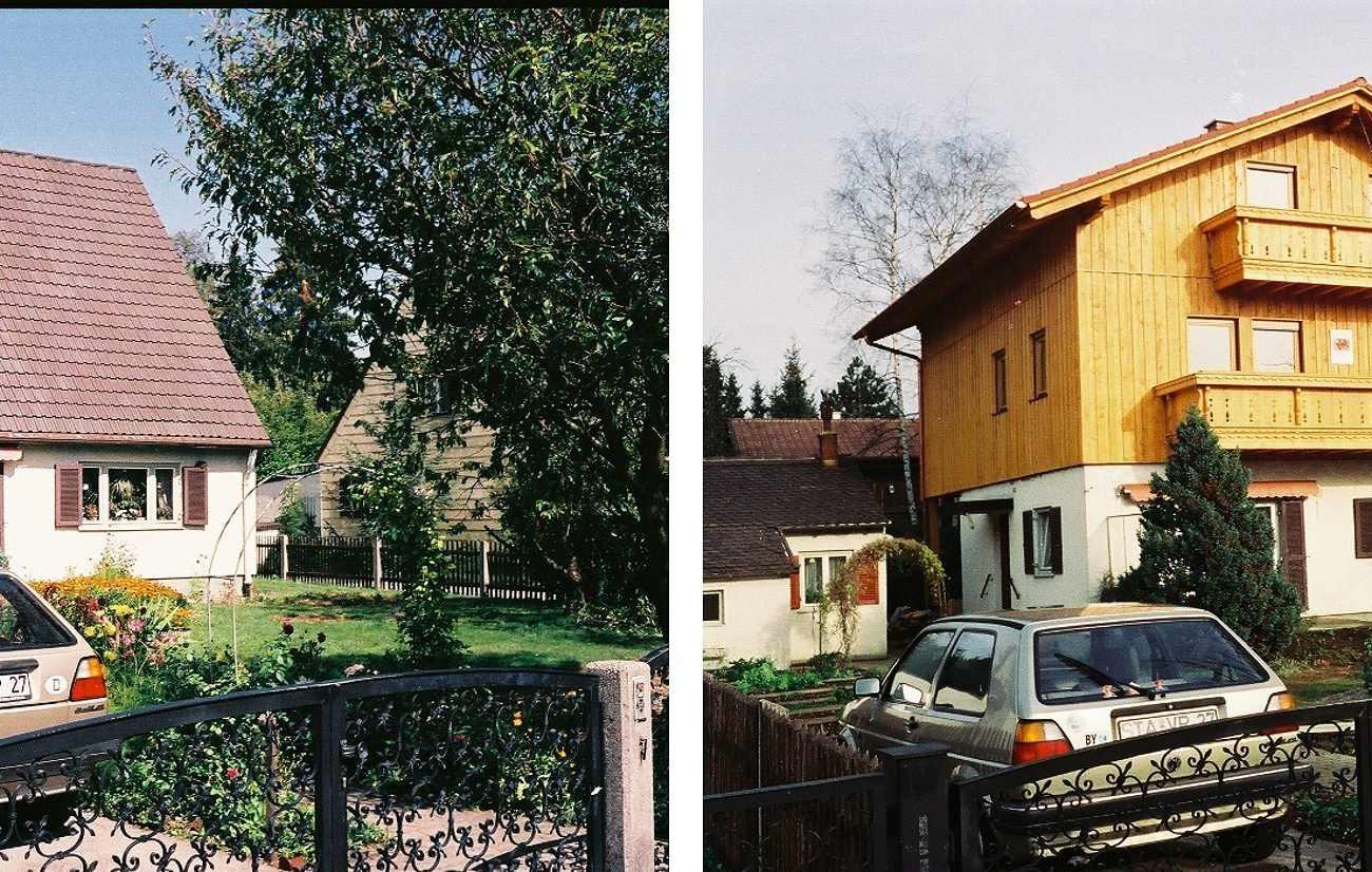 Aufstockung - Kreilinig - 1993_14