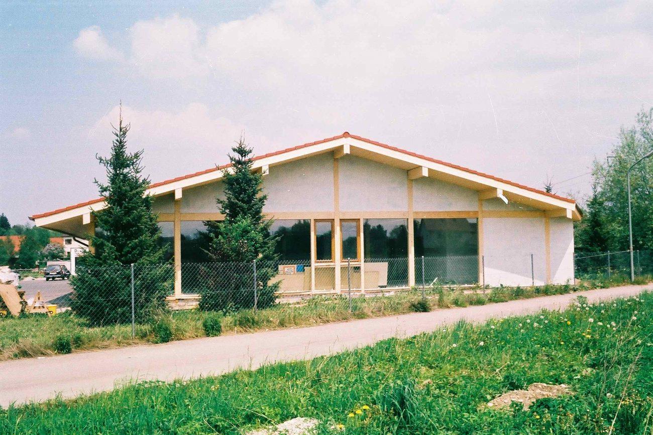 Autohaus - Weilheim - 1992_02