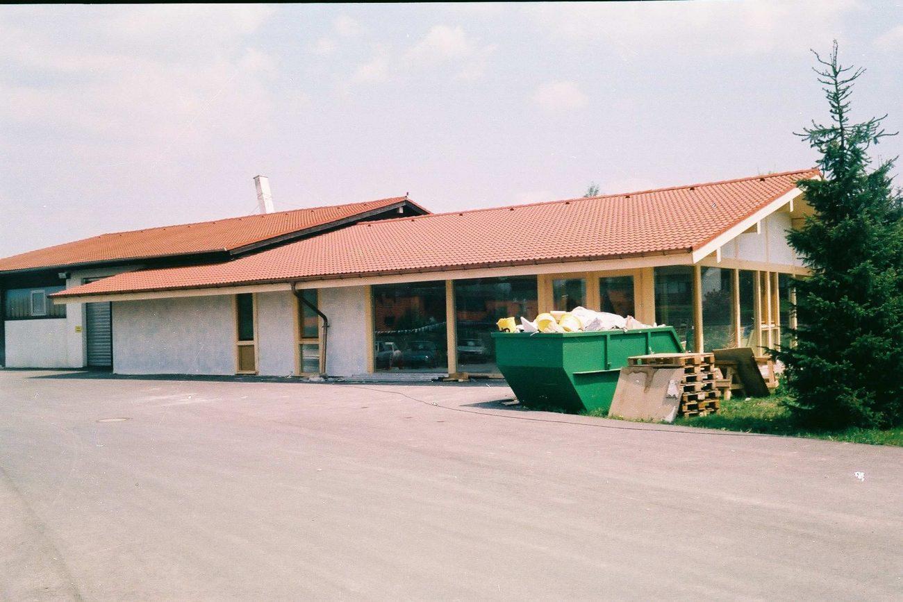 Autohaus - Weilheim - 1992_03